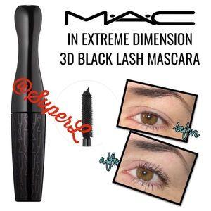 🧸 2/$15 MAC Cosmetics In Extreme Mascara Black
